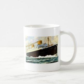 S.S. Columbus - Vintag Tasse