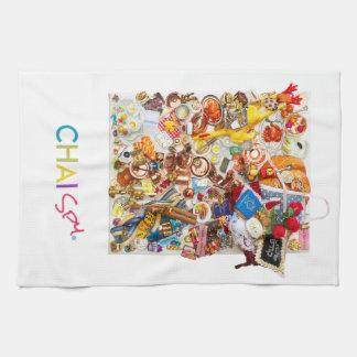 Sabbat-Geschirrtuch Handtuch