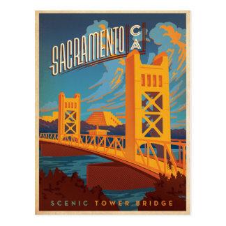 Sacramento, CA Postkarten