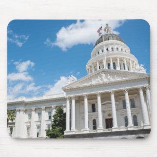 Sacramento-Staats-Hauptstadt von Kalifornien Mauspads