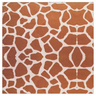 Safari-Giraffen-Muster Stoff