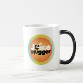 Saft Hugger verwandelnde Tasse