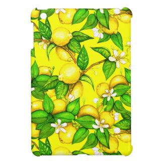 Saftiger Zitrone iPad Fall iPad Mini Hülle