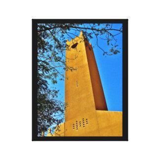 Sahat Al Kindi Moschee Leinwanddruck