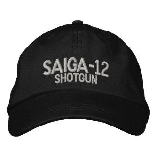 Saiga 12 - Gestickter Hut