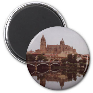 Salamanca Runder Magnet 5,7 Cm
