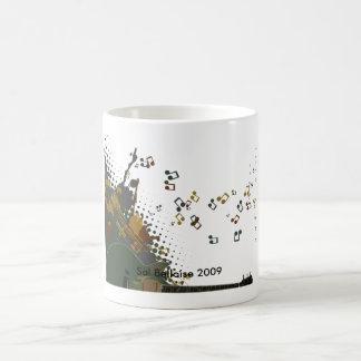 Salz Belloise Vorlage Kaffeetasse