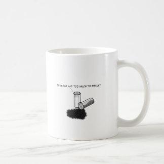 Salz und Pfeffer Kaffeetasse
