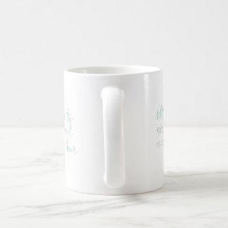 Salz-und Sand-Tasse Kaffeetasse