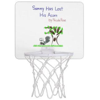 Sammy hat sein Eichel Minibasketbll Band verloren Mini Basketball Ring