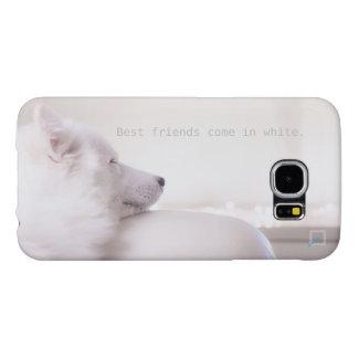 Samoyedhund, Kasten Samsung-Galaxie-S6
