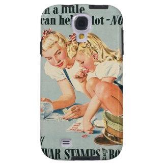 Samsung Galaxy S4 Vintage By Resign WW2 Galaxy S4 Hülle