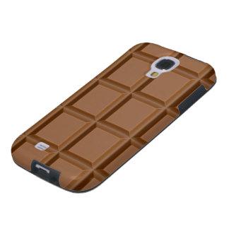 Samsungs-Galaxie S4 der süßen Schokolade Vibe Galaxy S4 Hülle