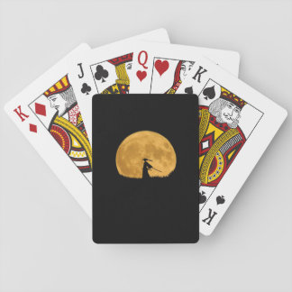 Samurais Spielkarten