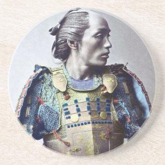 Samurais Untersetzer