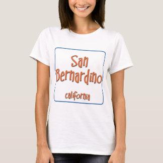 San Bernardino Kalifornien BlueBox T-Shirt