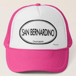 San Bernardino, Kalifornien Truckerkappe