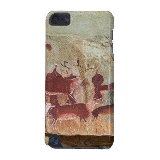 San-Felsen-Kunst nahe Spiel-Durchlauf-Schutz, iPod Touch 5G Hülle