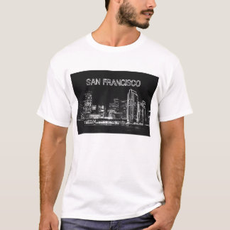 San Francisco am NachtT - Shirt