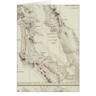 San Francisco Bay Karte