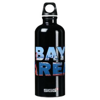 San- Francisco Baybereich Aluminiumwasserflasche