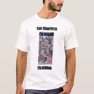 SAN FRANCISCO, CA T-Shirt