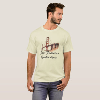 San Francisco der grundlegende T - Shirt der