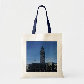 San Francisco Fähren-Gebäude-Taschen-Tasche Tragetasche