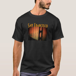San Francisco (Gold) T - Shirt