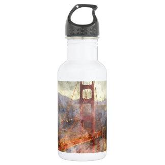 San Francisco Golden gate bridge in Kalifornien Trinkflasche