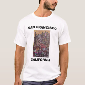 SAN FRANCISCO, KALIFORNIEN T-Shirt