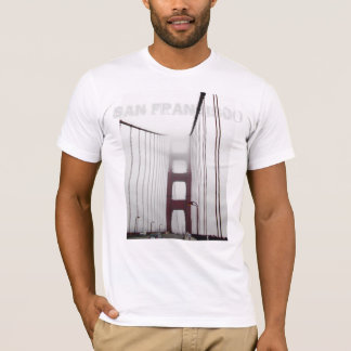 San Francisco Nebel (Front) T-Shirt