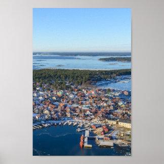 Sandhamn, Stockholm-Archipel, Schweden Poster