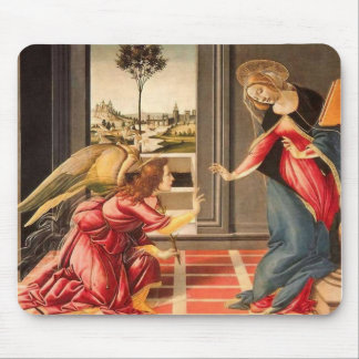 Sandro Botticelli - die Ankündigung Mousepads