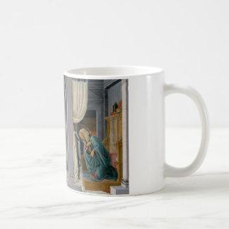 Sandro Botticelli - die Ankündigung Tasse