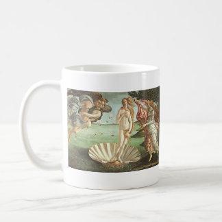 Sandro Botticelli die Geburt von Venus Tasse