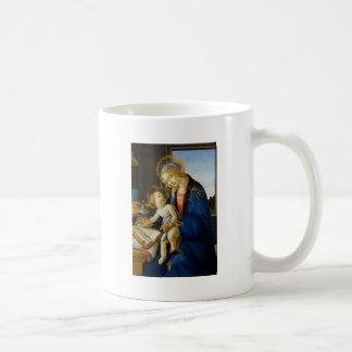 Sandro Botticelli - die Jungfrau und das Kind Tasse