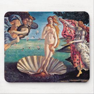 Sandro Botticelli - Geburt von Venus - schöne Mousepad