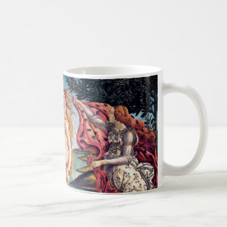 Sandro Botticelli - Geburt von Venus - schöne Tasse