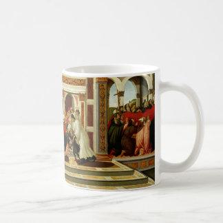 Sandro Botticelli - letztes Wunder und der Tod von Tasse