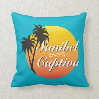 Sanibel Captiva Inseln Florida Kissen