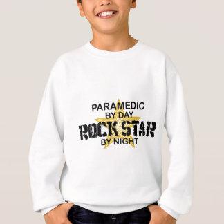 Sanitäter-Rockstar bis zum Nacht Sweatshirt