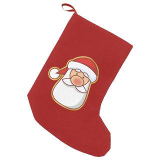 Sankt Kopf Kleiner Weihnachtsstrumpf
