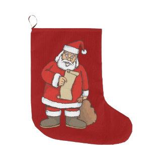 Sankt-Lesung Großer Weihnachtsstrumpf