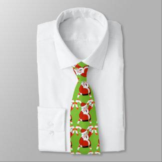 Sankt mit Zuckerstange-Krawatte Krawatten