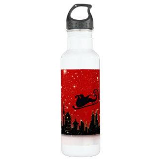Sankt Pferdeschlitten Trinkflaschen