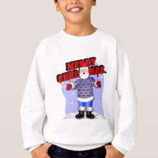 Sankt Rauten-Strickjacke Sweatshirt
