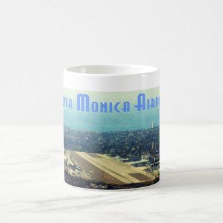 Santa Monica Flughafen Kaffeetasse
