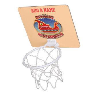 SantaMobile Mini Basketball Ring