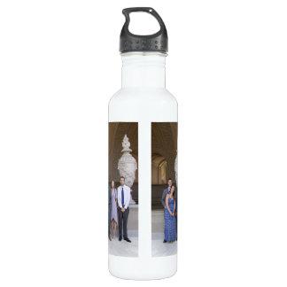 Sarah- u. Seanshochzeits-Wasser-Flasche Trinkflasche
